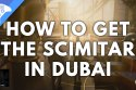 Hitman 3 - Where to Get Scimitar Toothpick Challenge (Dubai)