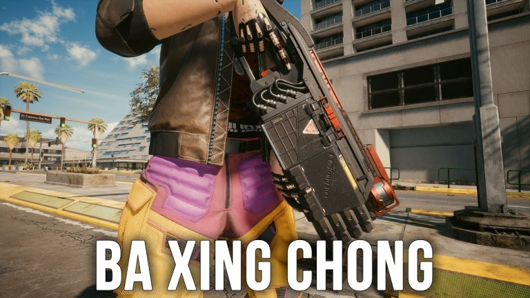 Read more about the article How To Get The Ba Xing Chong Iconic Weapon In Cyberpunk 2077