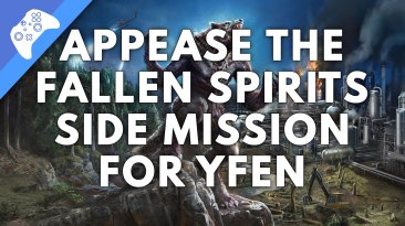 Appease The Spirits Side Mission
