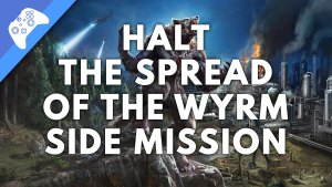 Halt The Spread of The Gas Side Mission