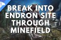 Werewolf The Apocalypse Earthblood How to Access Nevada Desert Endron Site Outpost Via Minefield