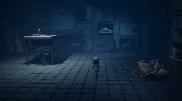 Little Nightmares 2 How to get the Key in the Morgue