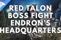 Red Talon Boss Fight