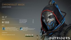 Outriders All Legendary Armor Sets