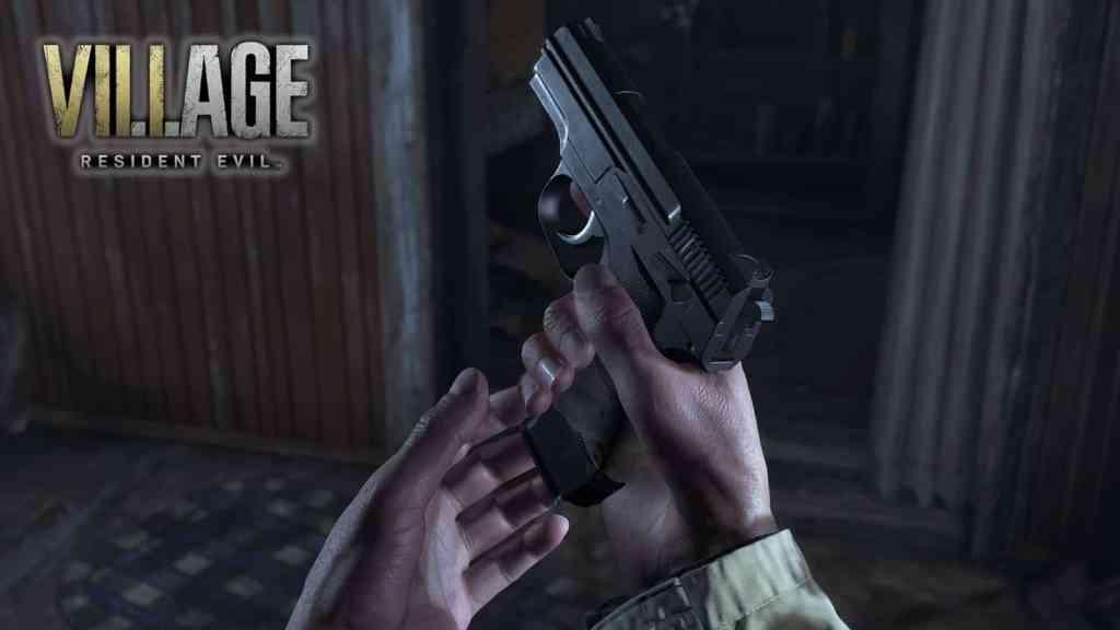 Resident Evil Village Bosses resident evil village weapons