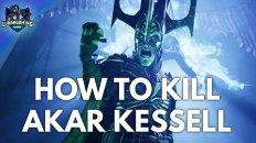 Akar Kessell Boss Fight Dungeons & Dragons Dark Alliance
