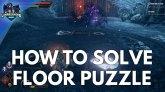 Hall of Judgement Attribute Floor Puzzle Solution Dungeons & Dragons Dark Alliance