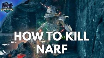 Narf Twelvefingers Boss Fight Dungeons & Dragons Dark Alliance