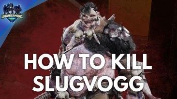 Slugvogg Boss Fight Dungeons & Dragons Dark Alliance