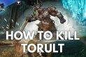 Torult Dragonbane Boss Fight Dungeons & Dragons Dark Alliance