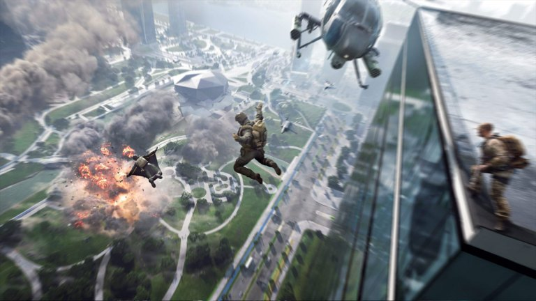 Read more about the article Battlefield 2042 Game Modes