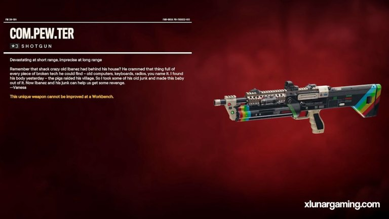 Read more about the article Com.Pew.Ter – Far Cry 6