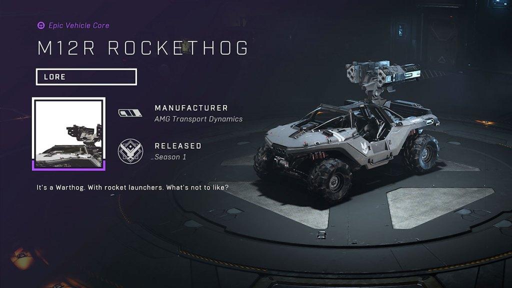 M12R Rockethog
