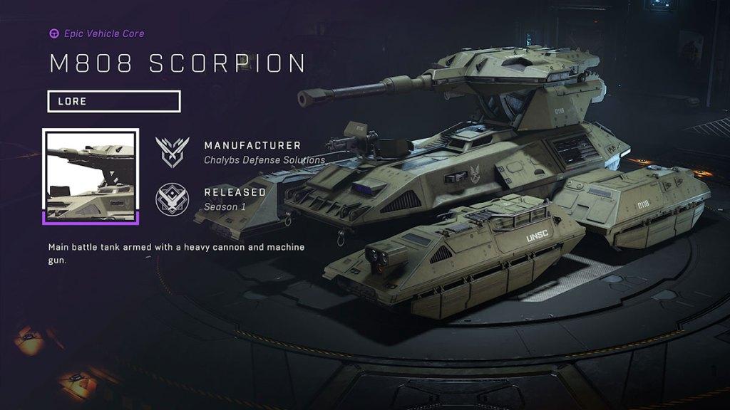 M808 Scorpion
