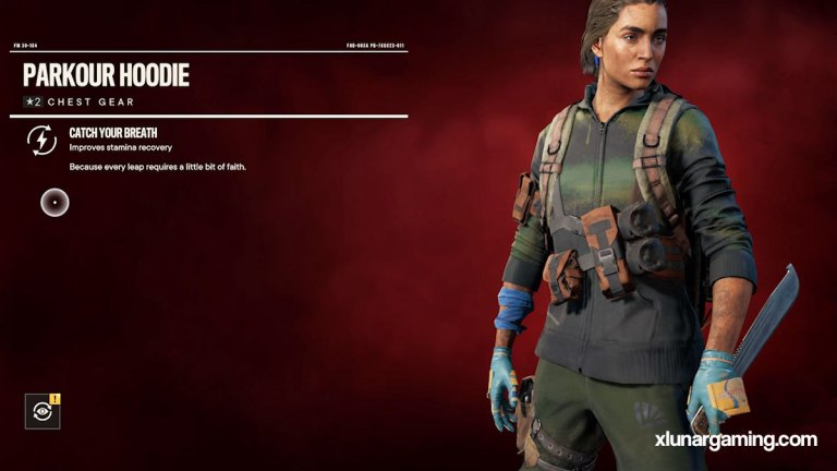 Read more about the article Parkour Armor (Traversal Set) – Far Cry 6
