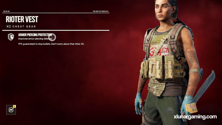 Read more about the article Rioter Armor (Armor Piercing Set) – Far Cry 6