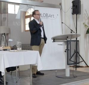 Dr. Oliver Mack - Vortrag GLOBArt Academy 2011