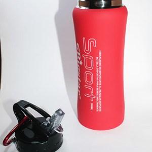 Botella deportiva térmica de acero inoxidable 500ml