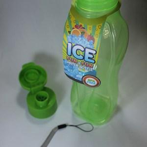Botella deportiva de plástico 750ml/1000ml ICE