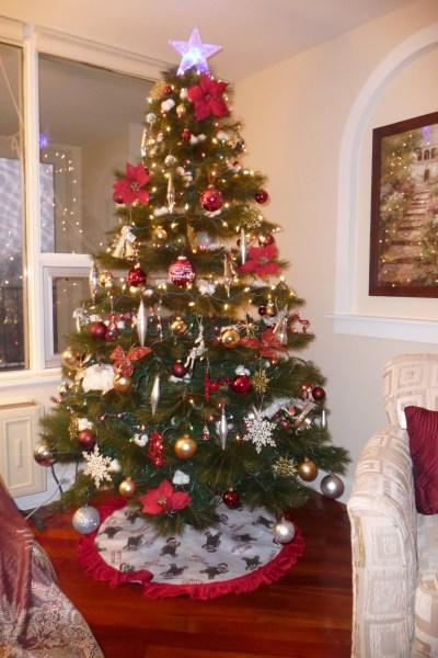 christmas decoration Tree with Christmas Decoration | Xmasblor