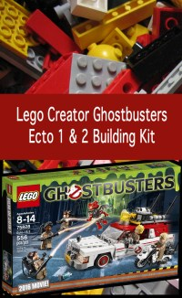 Ghostbusters Lego Sets