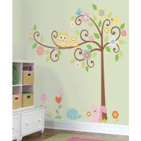 Peel And Stick Nursery Room Wall Decor