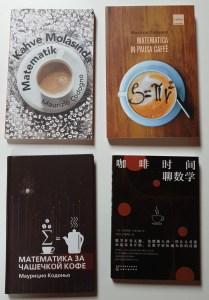 Una pausa caffè in turco, italiano, russo, cinese