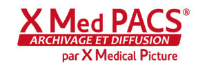 solution archivage et diffusion X Med PACS