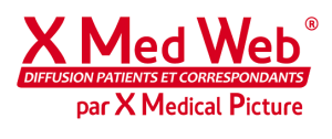 X Med WEB Solution de diffusion à destination des patients et correspondants