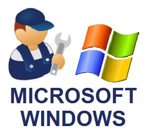 Устранение распространенных проблем Microsoft Windows