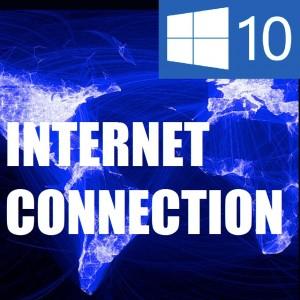 Как исправить проблемы с подключением к Интернету в Windows 10?
