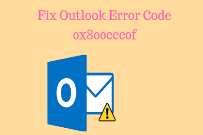 Устранение неполадок с кодом ошибки Outlook 0x800ccc0f