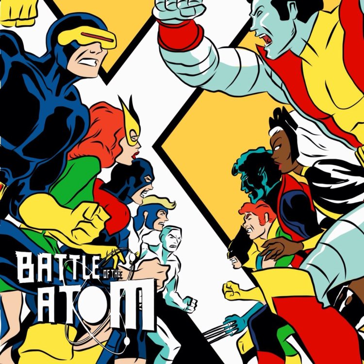 battle of the atom zach adam
