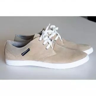 Popcorn Pop The Jam Skate Shoe (Cream)