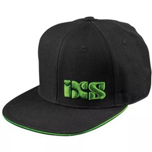 iXS Relaxed Hat - black