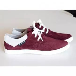 Popcorn Pop The Jam Skate Shoe (Bordeaux)