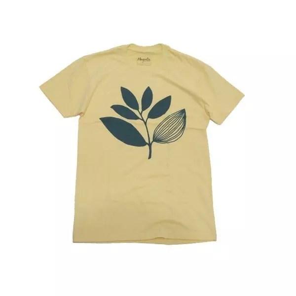 Magenta CLASSIC PLANT Tee Yellow Haze