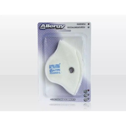 Respro® Allergy Particle Filter Twin Pack