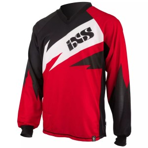 iXS Chavar DH Elite Jersey (Red)
