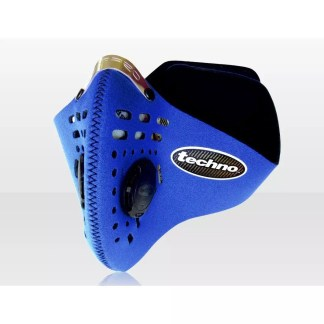 Respro® Techno™ Mask (Blue)