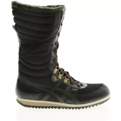 Onitsuka Tiger Kazahana D2E8N 9080 Black/Dark Green
