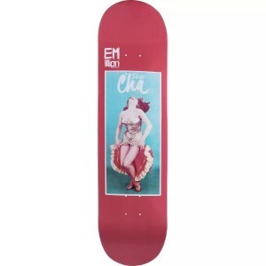 Emillion Skate Cha 8.125″ Skateboard Deck