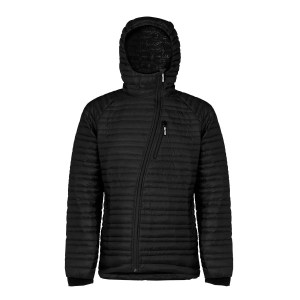 Faction GALILEO MEN'S DOWN MID-LAYER 800-fill 90/10 goose down Black