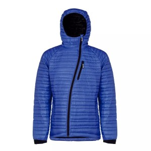 Faction GALILEO MEN'S DOWN MID-LAYER 800-fill 90/10 goose Cobalt Blue
