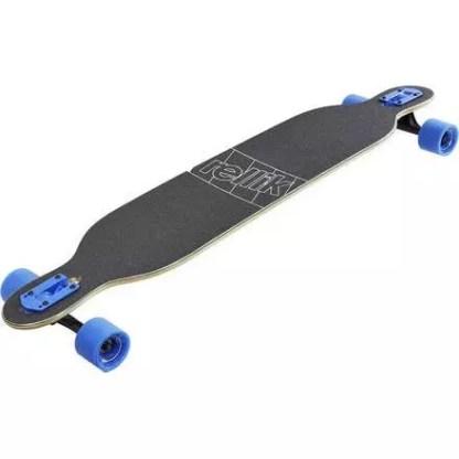 Rellik Blue Pattern Complete Longboard