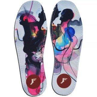 Footprint Flat Insoles Will Barras 5mm