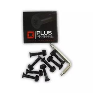 "Plus Reserve Hardware 7/8"" Allen/Phillips Black"