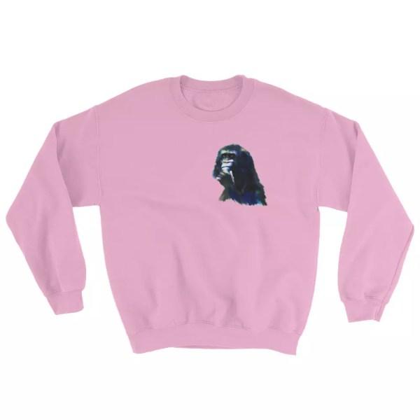 XMKD Thoughtful Monkey Sweatshirt
