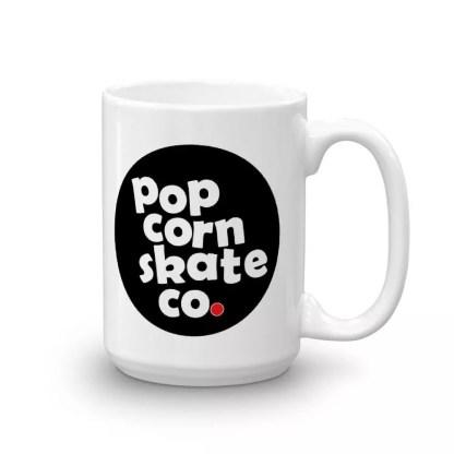 Popcorn Skate Co. Mug