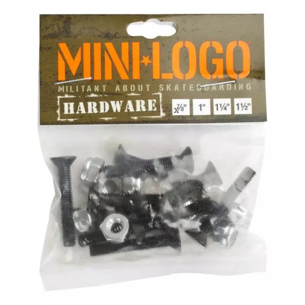Mini Logo Phillips Hardware 7/8""